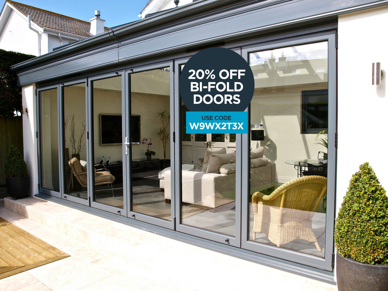 Bifold doors discount